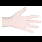 Латексови ръкавици за еднокатна употреба