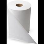 Ролки за диспенсер - бели, 100 % целулоза, 2 пласта