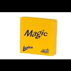 Салфетки Luxica Magic 1/4, цветни, 2 пласта
